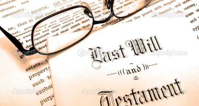 Last will and testament – co powinien wiedzieć Polak mieszkający w UK